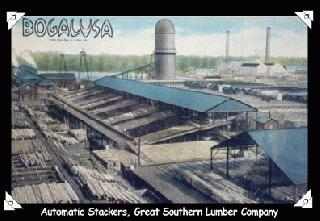 Automatic Stackers, Great Southern Lumber Company