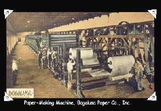 Paper-Making Machine, Bogalusa Paper Co., Inc.